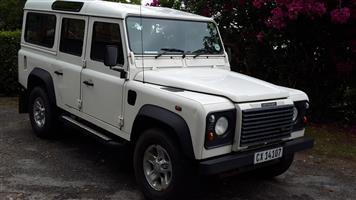 2006 Land Rover Defender 110