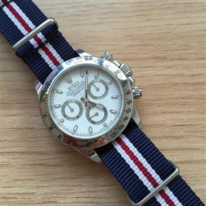buyer of Rolrx daytona watch
