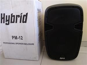 Hybrid PM12 Plastic Tops