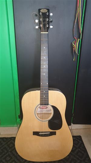 Stage guitar R800neg