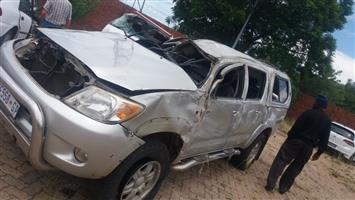 Toyota Hilux 4.0 4X4 Auto Stripping For Spares