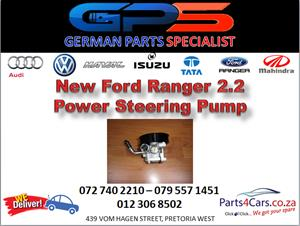 New Ford Ranger 2.2 Power Steering Pump for Sale