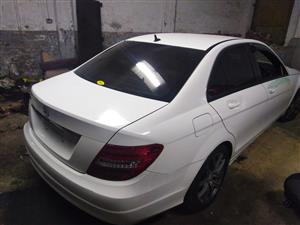2013 Merc c180 stripping for spares by  K&M motor spares