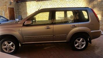 2003 Nissan X-Trail 2.2D 4x4 SEL