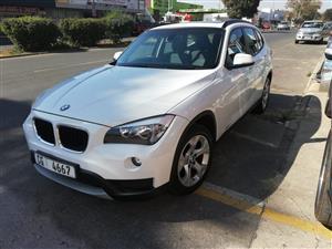 2014 BMW X1 xDrive20d auto