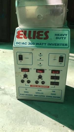 300 watt inverter for camping