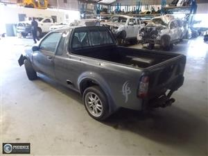 Ford Bantam Rocam 2010 1.6 STRIPPING FOR SPARES AND PARTS