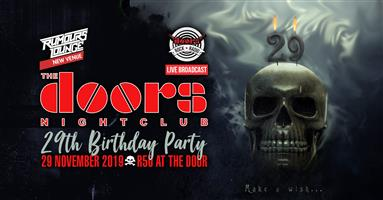The DOORS Nightclub 29th B-day Party