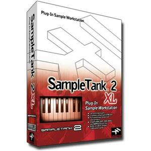 IK Multimedia SampleTank plus Sonic Reality Sonik Synth 2