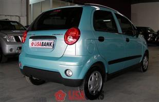 2012 Chevrolet Spark 0.8