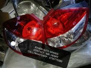 Suzuki Etiga back taillights for sale.