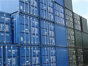 20FT ISO SHIPPING CONTAINER , 20` GP (6m) Used (Cargo worthy for exports)
