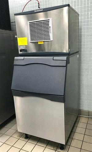 Stunning Ice Maker Machine for sale