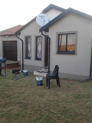 Modern 2 bedroom house for rental