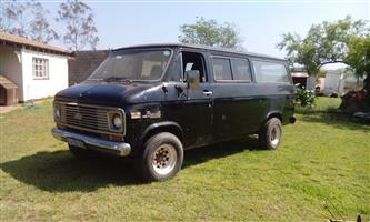 Chevy Beauville sportvan