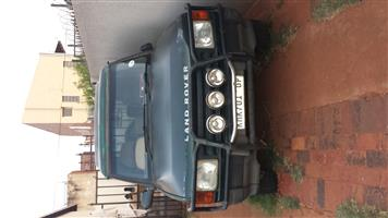 2000 Cars for Stripping Land Rover