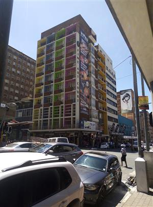 Flats to let in Johannesburg CBD