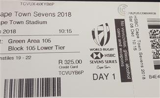 HSBC World Rugby Sevens/Sunday