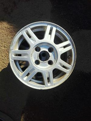 14 INCH FORD FIESTA RIMS FOR SALE