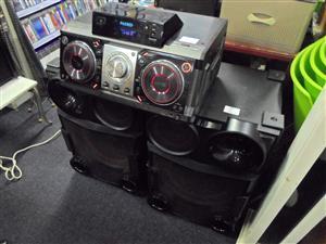 LG CM9730 Super Power Mini HiFi System