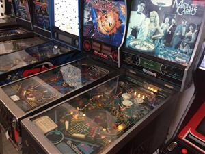 Monte Carlo Pinball Machine by Gottlieb, For Sale