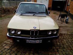 1980 BMW 5 Series 528i Exclusive