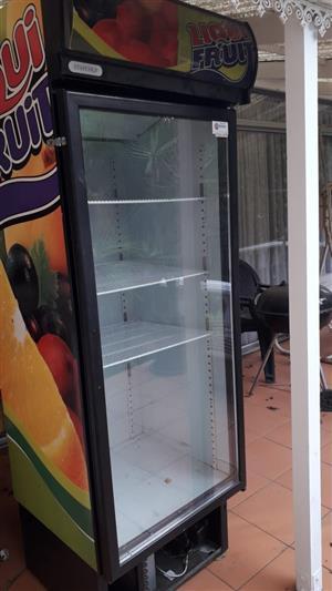 Display Fridge Single Door Cold Drink Cooler