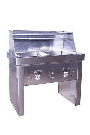 GAS CHIP FRYERS