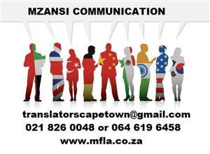 Medical interpreting service in Cape Town