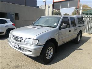 2003 Isuzu KB 300D Teq double cab LX