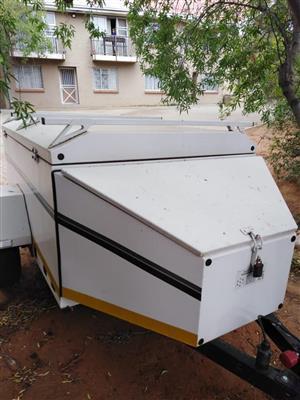Jurgens BT670 trailer
