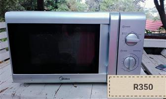 Midea microwave for sale