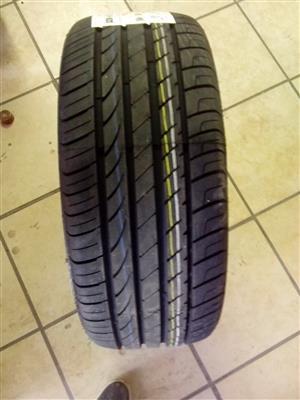 205/40/17 brand new tyre R750.