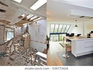 Do you need cleaning services after Construction or Renovations of your house?
