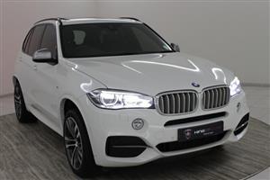 2017 BMW X5 xDrive50i M Sport