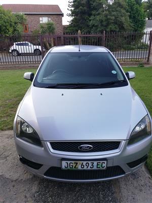 2008 Ford Focus 1.6 5 door Si