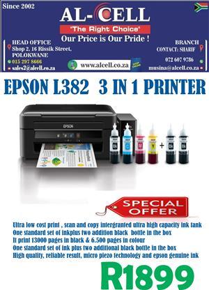 Epson L382 3 In 1 Printer