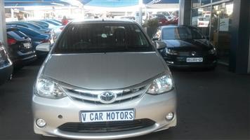 2013 Toyota Etios Cross 1.5 Xs
