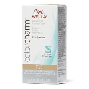 Wella Color Charm Hair Toner T15 - Pale Beige Blonde