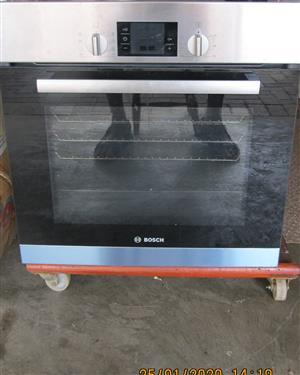 Bosch Undercounter Oven Model. HBA23B150Z