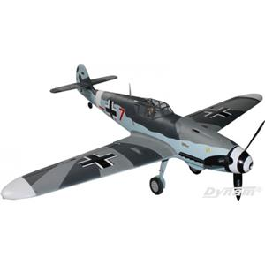 Dynam BF-109 (retracts) (RX READY)