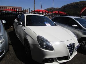 2014 Alfa Romeo Giulietta 1.4TB
