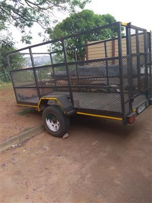 1.5 ton trailer negotiable, licenced papers in order