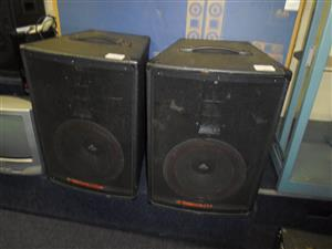 Cerwin V Speakers