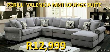 PERILLI VALENCIA MkII Lounge Suite