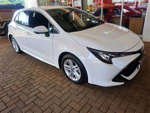 2020 Toyota Corolla hatch COROLLA 1.2T XS (5DR)