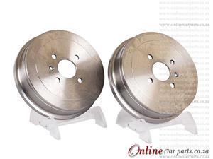 Chevrolet Utility 1.4 2012- Brake Drum