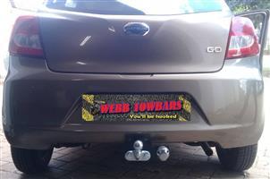 Datsun Towbars