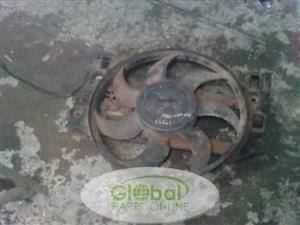 Unknown Radiator Fan