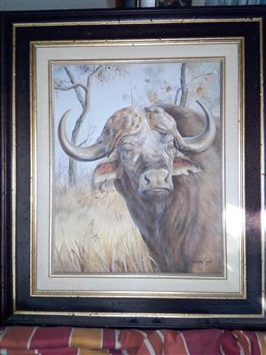 Wildlife Oil Paintings for sale
